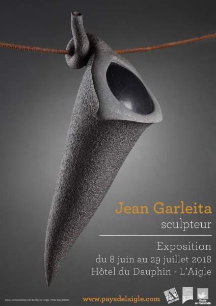 affiche expo garleita 2018